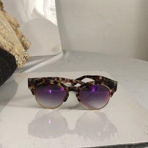 425ea29e9cd DITA Accessories - DITA Liberty Tortoise Shell Sunglasses - NEW